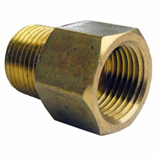 0.375 Female Pipe x 0.375 Male Pipe Coupling