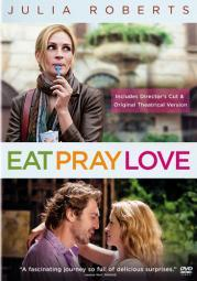 Eat pray love (dvd/ws 1.85/5.1/theatrical & extended cut) D36233D