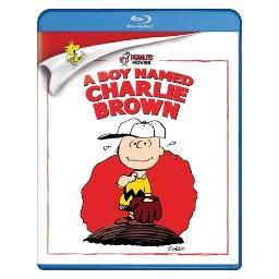 Peanuts-boy named charlie brown (blu ray) BR59180036