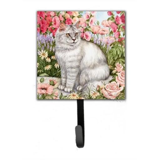 Carolines Treasures CDCO0244SH4 Cats Just Looking in the Fish Bowl Leash or Key Holder