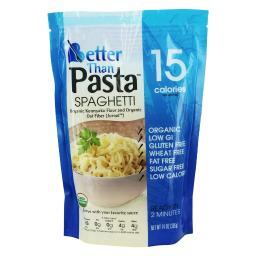 Better Than Foods - Pasta Spaghetti Organic Konnyaku Flour and Organic Oat Fiber - 14 oz.