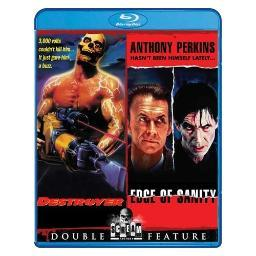 Destroyer & edge of sanity (blu-ray/ws) BRSF16292