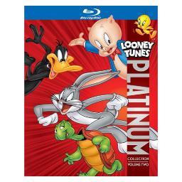 Looney tunes platinum collection v02 (blu-ray/3 disc/digibook) BR271447
