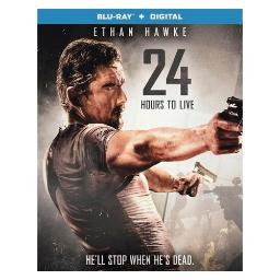 24 hours to live (blu ray w/digital) (ws/eng/span sub/eng sdh/5.1 dts-hd) BR53702