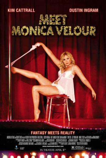 Meet Monica Velour Movie Poster (11 x 17) 910692