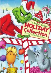 Dr seuss deluxe holiday collection (dvd/3 disc) D327799D