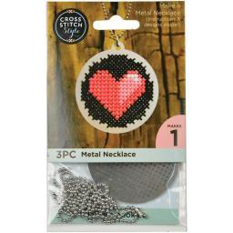 metal-necklace-punched-for-cross-stitch-circle-w-ball-chain-iifoypqdpwbxmfbf