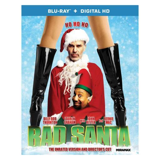 Bad santa (blu ray) (ws/eng/5.1 dts-hd) ALGKHIQIOOK85CYM