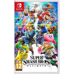 Super Smash Bro. Video Game for Nintendo Switch System