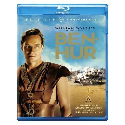 Ben-hur-50th anniversary edition (blu-ray/2 disc) BR229098