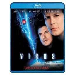Virus (blu ray) (ws/2.35:1) BRSF17537