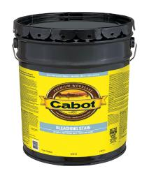 Cabot Semi-Transparent Natural Driftwood Gray Acrylic Bleaching Stain 5 gal. - Case Of: 1
