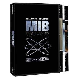 Men in black trilogy-20th anniversary ed (blu ray/4-k/ultraviolet/dig hd) BR50769