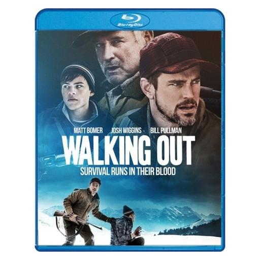 Walking out (blu ray) (ws/1.78:1) 0PDGLHYXV5AR5PTE