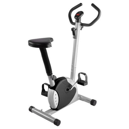Exercise Bike Fitness Cycling Machine Home Personal Gym Cardio Aerobic Equipment Black