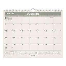 Recycled Wall Calendar 15 X 12 2021   Total Quantity: 1