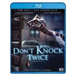Dont knock twice (blu ray/dvd combo) (ws) BRSF17642