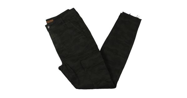 Joe's Jeans Womens Denim High Rise Cargo Jeans