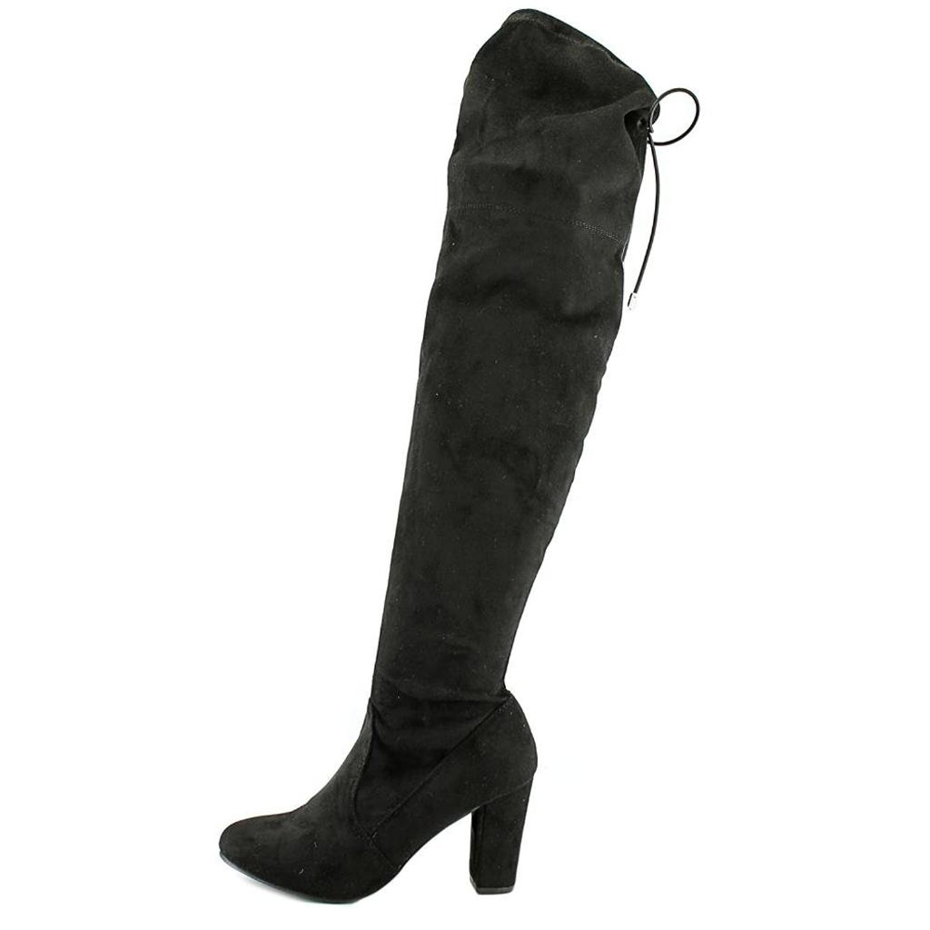 Chinese Laundry Womens Berlin Closed Toe Over Knee Fashion Boots