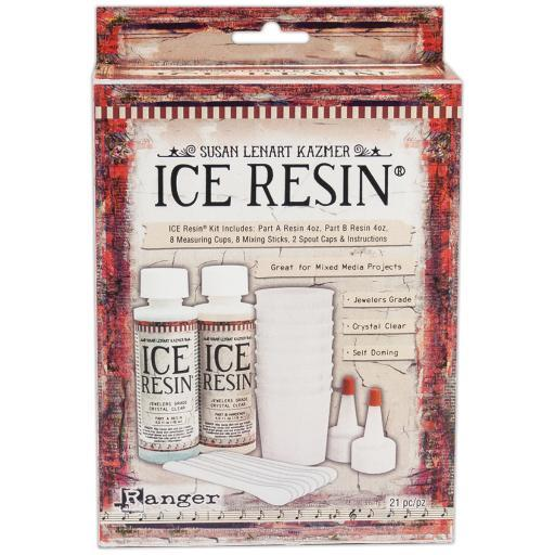 Ice Resin 8oz Kit- OGYVAGBOVLYUQDFM