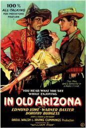 In Old Arizona Movie Poster Print (27 x 40) MOVCF7331