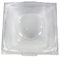 Arcon 11826 Single Light With Optic Lens And White Base 11826