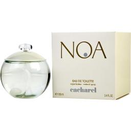 Noa By Cacharel Edt Spray 3.4 Oz For Women (Package Of 6)