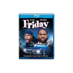 FRIDAY (BLU-RAY/DELUXE EDITION/WS-1.85) 794043131592