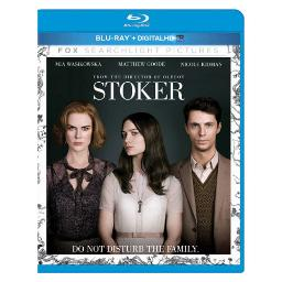 Stoker  (blu-ray/ws-2.40/eng-sp sub) BR2279176