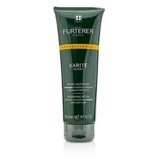Rene Furterer 220213 250 ml & 8.7 oz Karite Nutri Nourishing Ritual Intense Nourishing Mask - Very Dry Hair