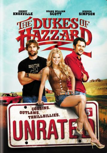 Dukes of hazzard (2005/dvd/ws 2.40/unrated) 1293533