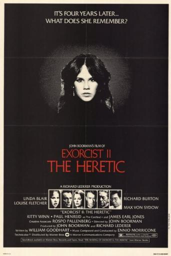Exorcist 2 The Heretic Movie Poster (11 x 17) O8EWNVD3L7GIRGVG