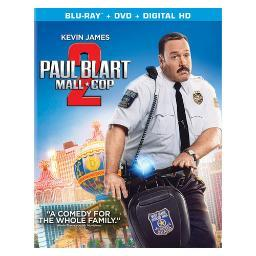 Paul blart-mall cop 2 (blu-ray/dvd combo/ultraviolet/2 disc) BR45983