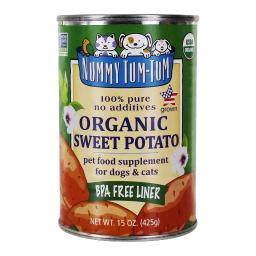 Nummy Tum-Tum - Organic Sweet Potato For Dogs & Cats - 15 oz.