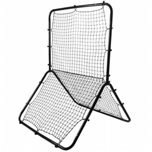 Crown Sporting Goods SBBL-101 65 in. x 49 in. Multi-Sport Deluxe Rebounder Pitch Back
