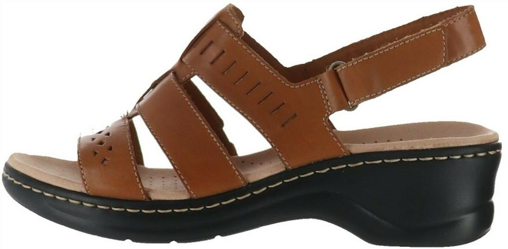Clarks Collection Cut-Out Sandals Lexi Qwin NEW A353286