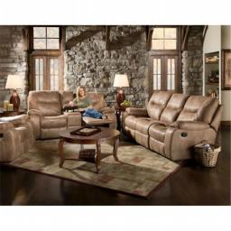 Cambridge 98505DRS-SN Homestead Double Reclining Sofa