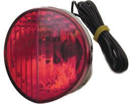 Action W/Cable 6V Light Generator Tail Lamp