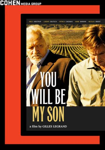 You will be my son (dvd) (french w/eng sub/16x9/2.35:1/5.1 dol dig) 1488387