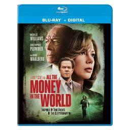 All the money in the world (blu ray w/digital) BR52779