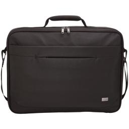"Case Logic Advantage 17.3"" Laptop Briefcase-Black"