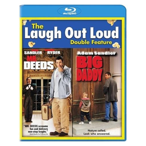 Big daddy/mr deeds (blu ray) (2discs) WUS8UBWTX0NR5K0E