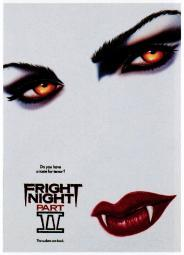 Fright Night Part 2 Fine Art Print EVCMMDFRNIEC001LARGE