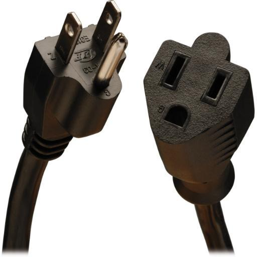 Tripp Lite P024-015-13A 15Ft Power Cord Extension Cable 5-15P To 5-15R 13A 16Awg