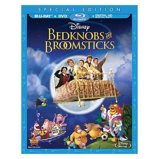 Bedknobs & broomsticks-special edition (blu-ray/dvd/dhd/2 disc) ZJFB63BIOM7BLMZF