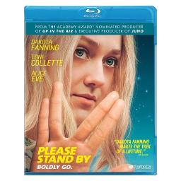 Please stand by (blu-ray) BR11589