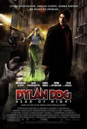 Dylan Dog Dead of Night Movie Poster (11 x 17) RDPWDQK9M4CEMFEA