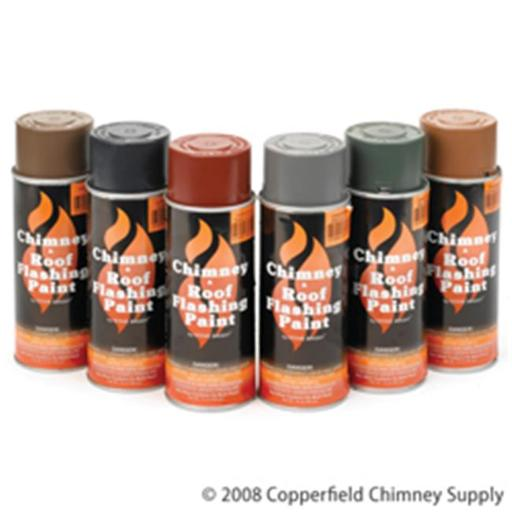 Forrest Paint Co. 1A464E305 Terra Cotta Steel Roof And Flashing Paint 87ED021482A0CEAF