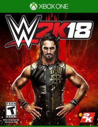 Xbox One WWE-2K18 Video Game Standard Edition