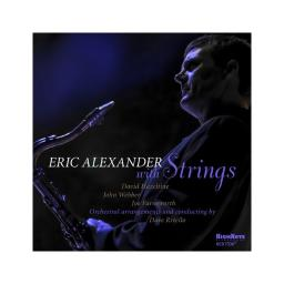 Alexander eric eric alexander with strings compact discs
